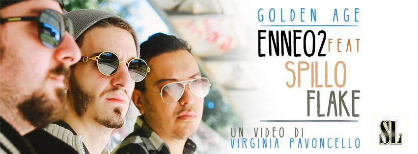 "Out il nuovo video di Enneo2 ""Golden Age""!!!"