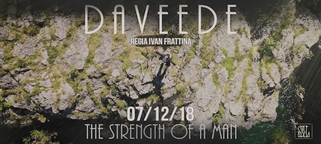 DAVEEDE – The Strength of a Man