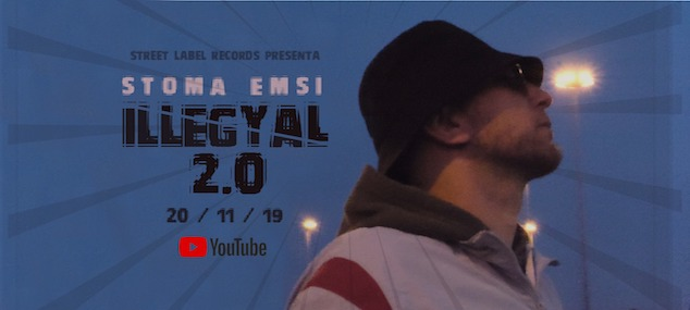 "Out il nuovo video di Stoma Emsi ""Illegyal 2.0!!"