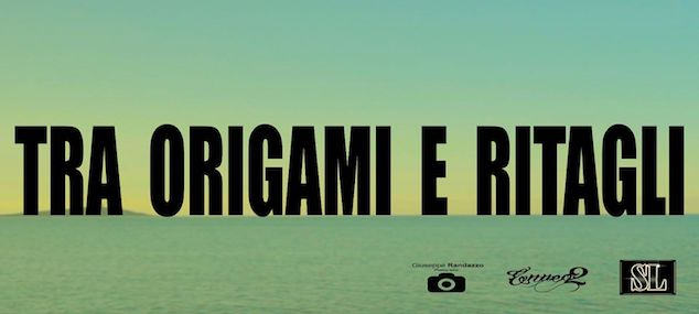 "Out il nuovo video di Enneo2 ""Tra origami e ritagli""!!"